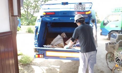 粗大 ゴミ 回収